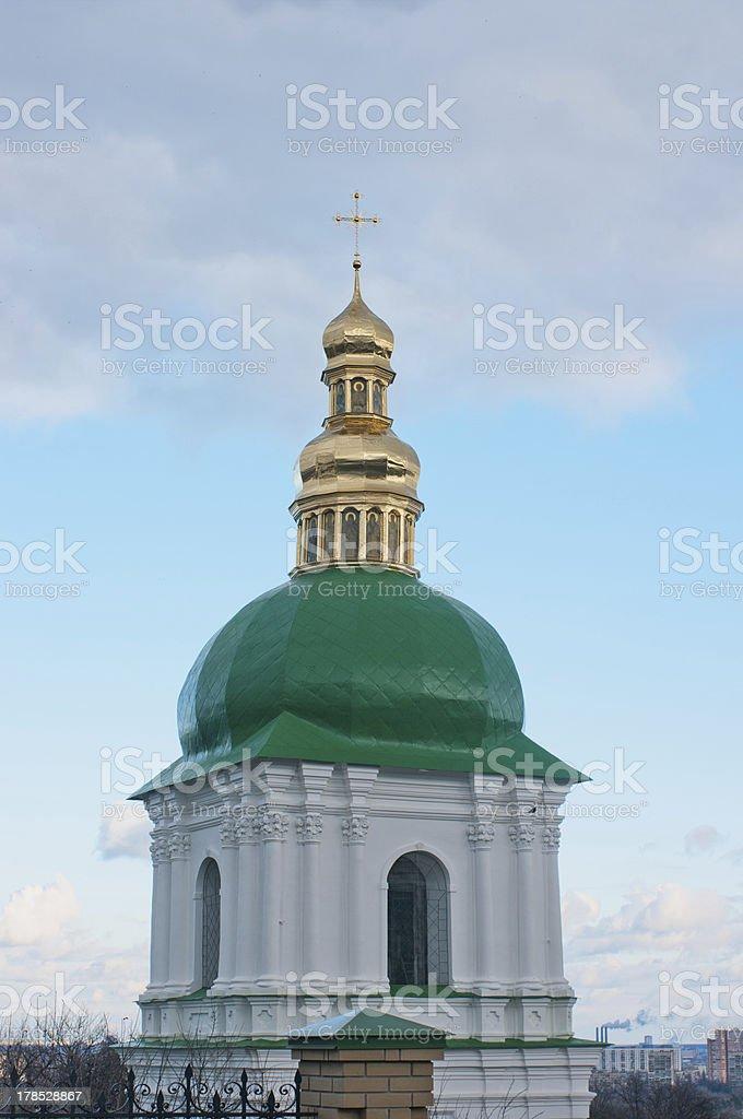 Kiev-Pechersk Lavra royalty-free stock photo