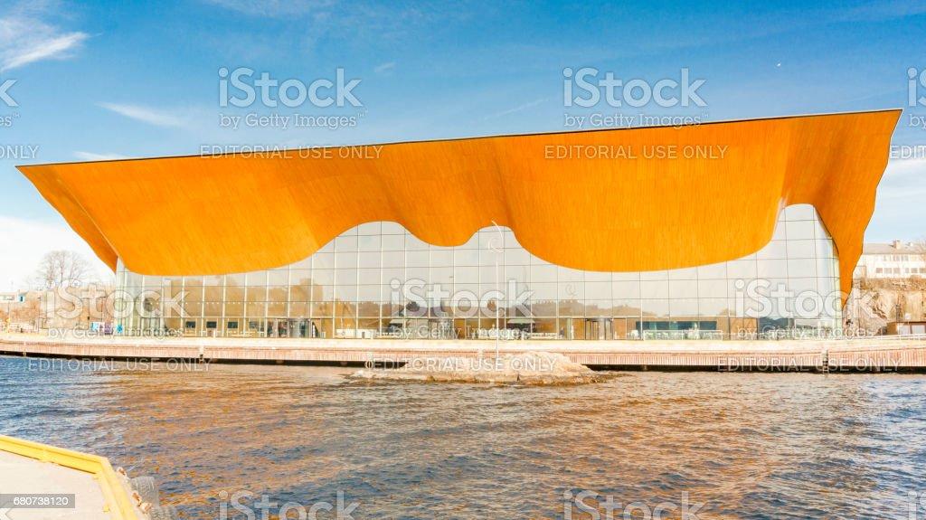Kilden Performing Arts Centre stock photo