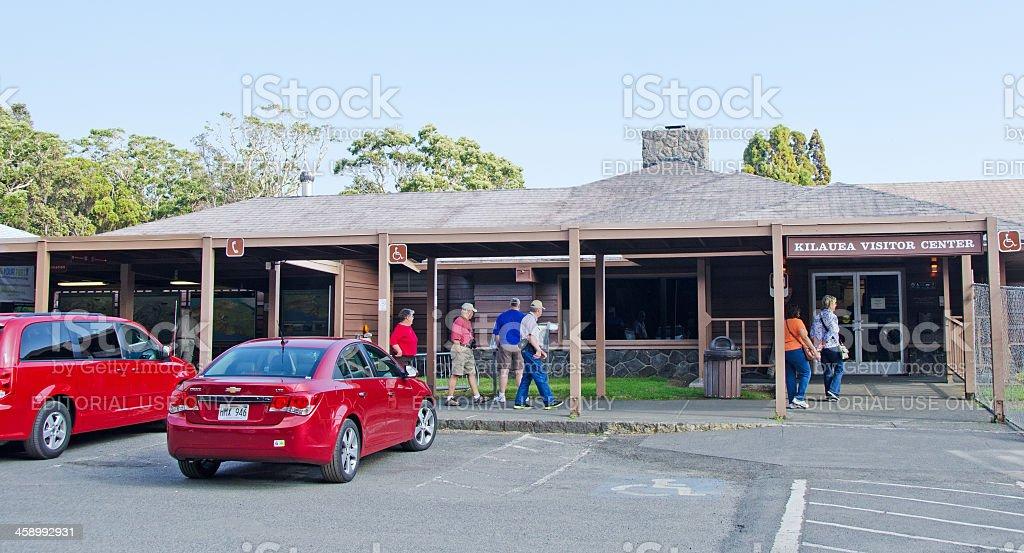 Kileaua Park Office stock photo