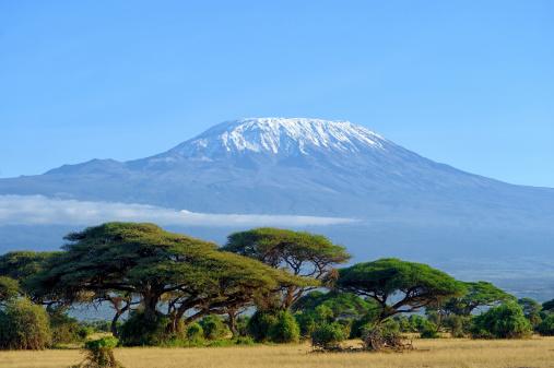 Kilimanjaro Stock Photo - Download Image Now