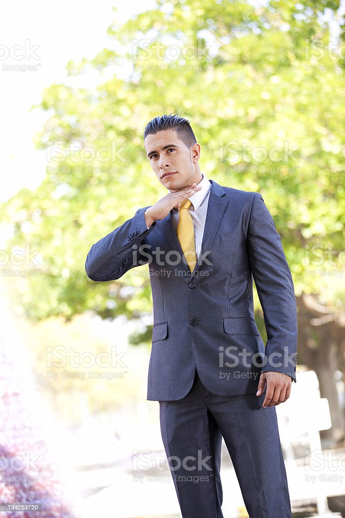Kill him royalty-free stock photo