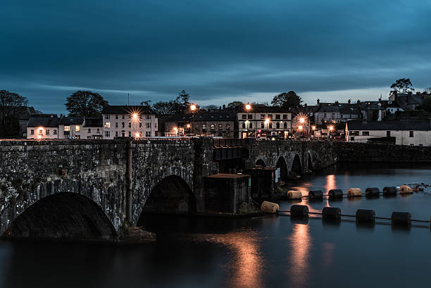 killaloe bridge - county clare stock pictures, royalty-free photos & images