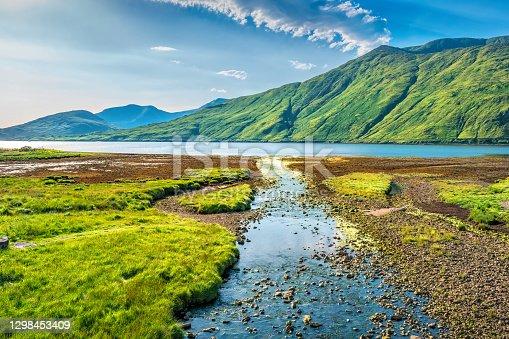 istock Killary Harbour Fjord in Ireland 1298453409