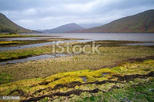 istock Killary Harbour Fjord, Ireland 522018449