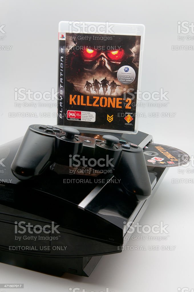 Killzone 2 Ps3 Game Stock Photo - Download Image Now - iStock