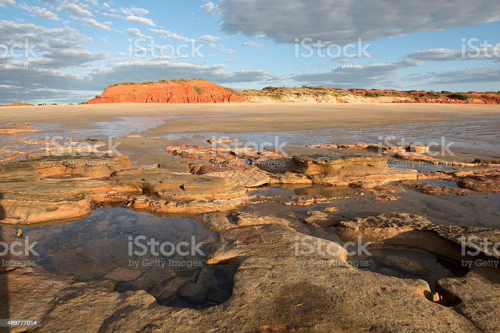 Kimberley coast stock photo