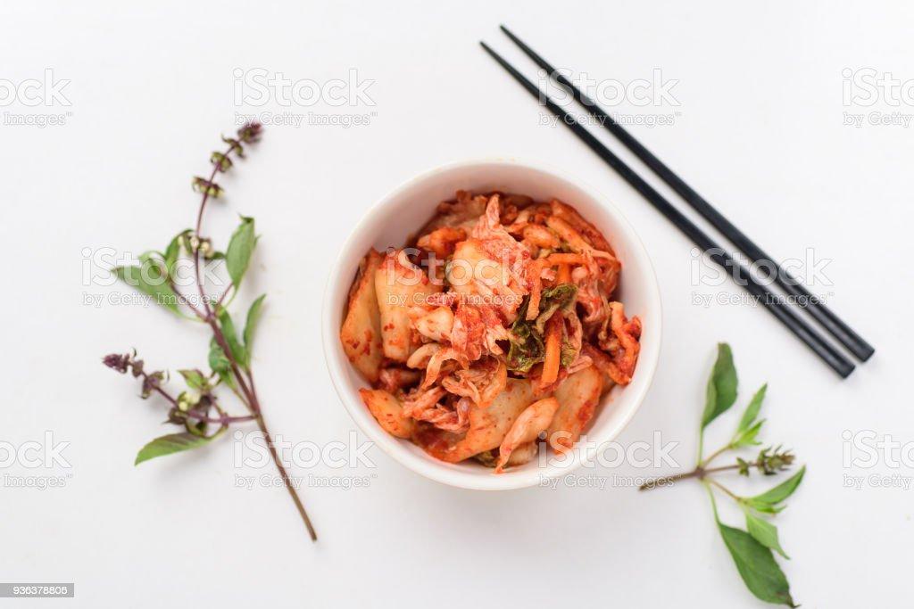 Kimchi Kohl (koreanisches Essen) – Foto