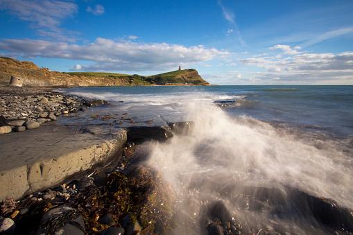 Kimmeridge Bay Jurassic Coast Stock Photo - Download Image Now