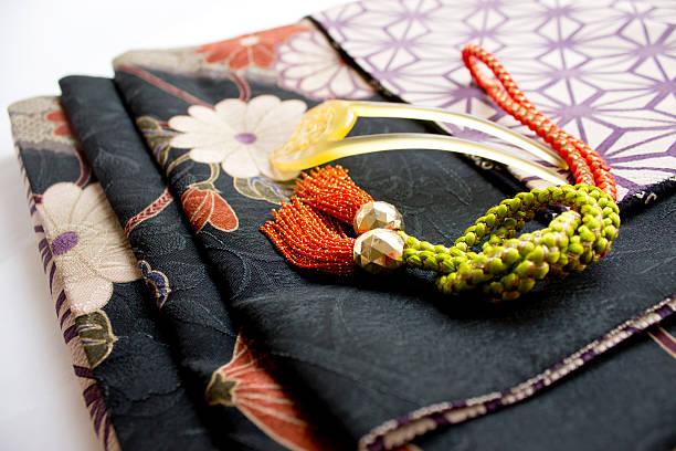 着物 - kimono ストックフォトと画像
