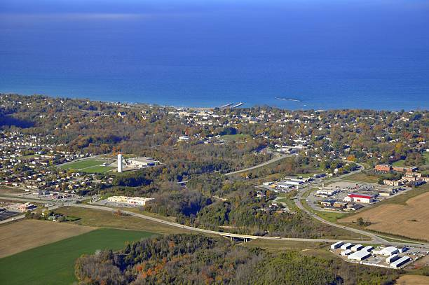 Kincardine Luftaufnahme – Foto
