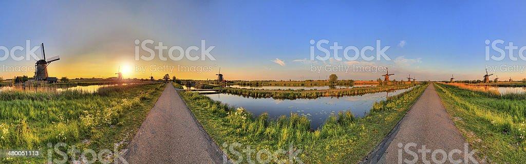 360 Kinderdijk – Foto