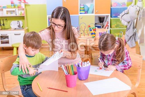 639271192istockphoto Kindergarten Arts & Crafts Activities 509170552