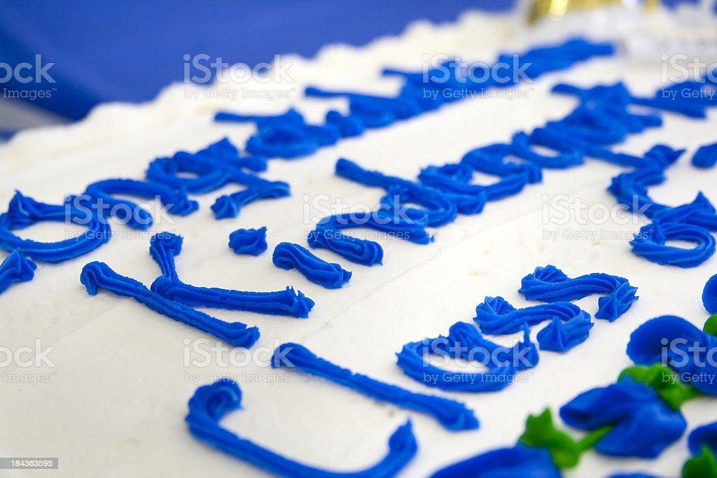 Herzlichen Gluckwunsch Bereits Im Kindergarten Abschlussfeier Kuchen