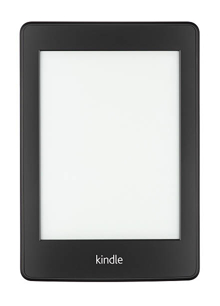 Kindle papier avec un écran vide - Photo