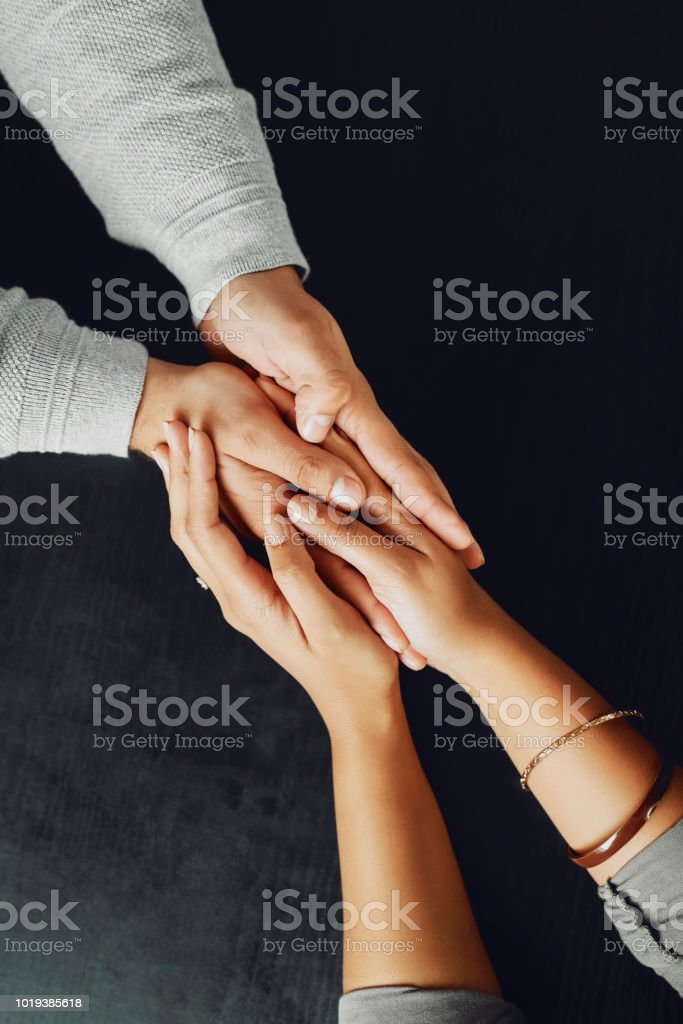 Kindness matters especially when you in a relationship stock photo