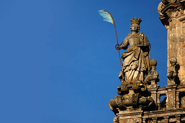 Mit King-Size-Bett in Compostela – Foto