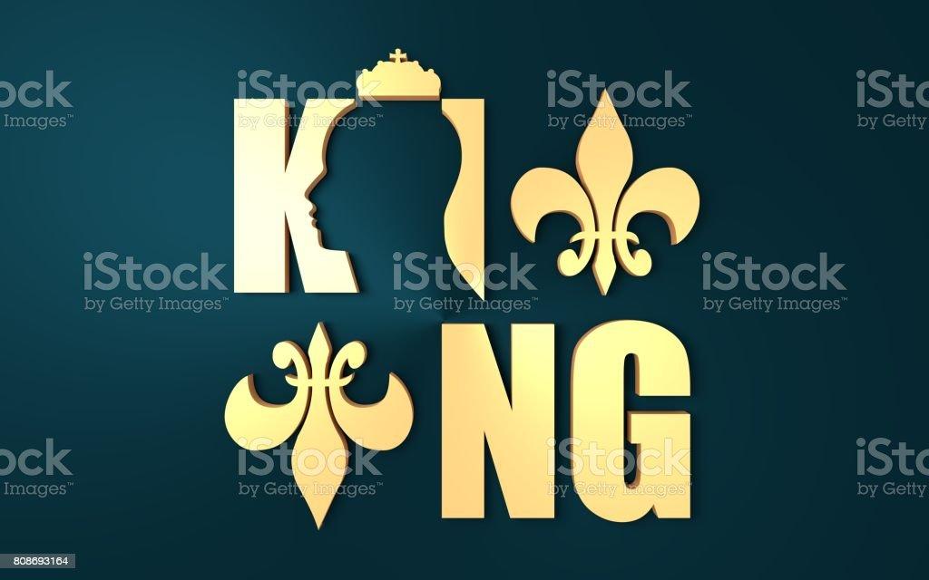 king royal luxury stock photo