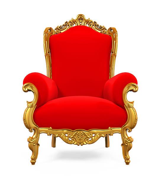 king tron krzesło - tron zdjęcia i obrazy z banku zdjęć