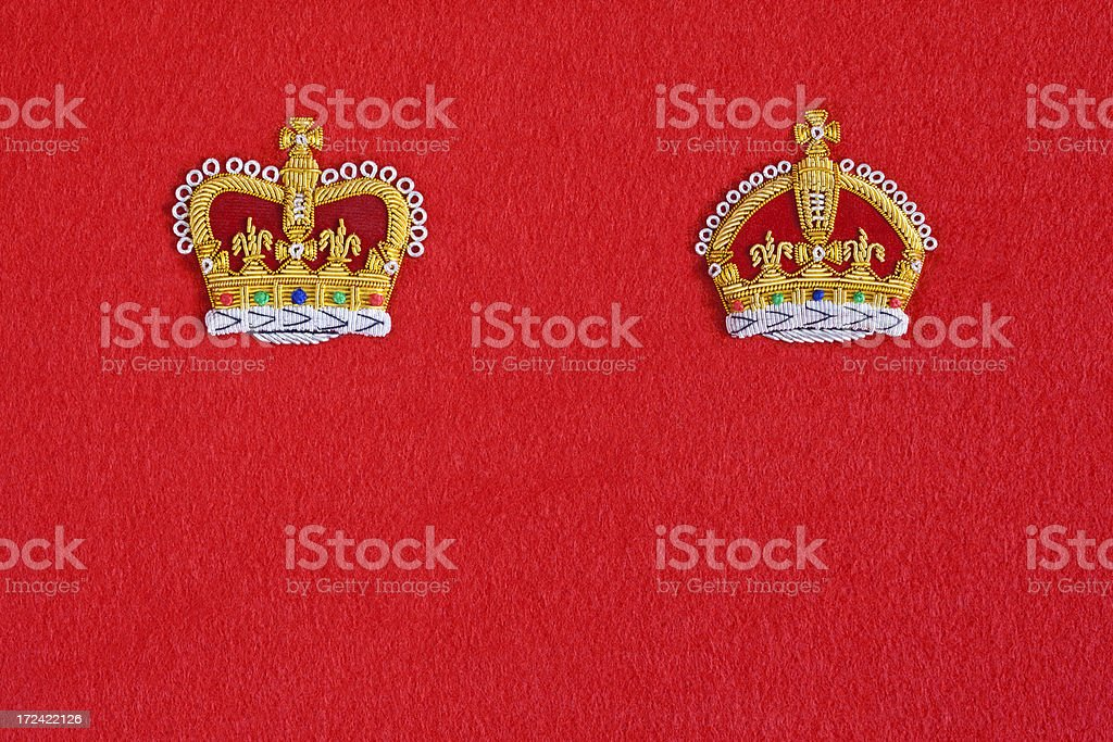Kings and Queens stock photo