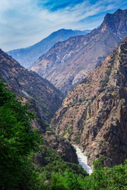 Kings Canyon, Kings Canyon National Park,California, USA stock photo