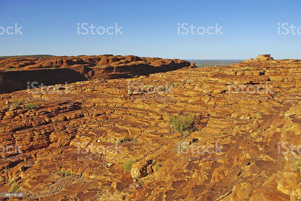 Kings canyon royalty-free stock photo
