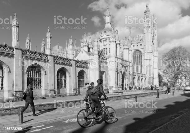 Kings College Cambridge Stock Photo - Download Image Now