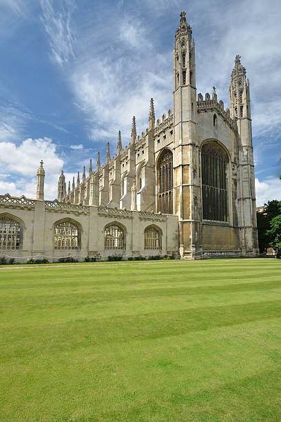 kings college in Cambridge – Foto