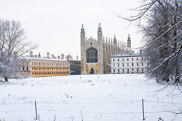 Best Kings College Chapel Cambridge Stock Photos, Pictures