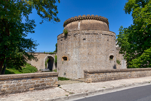 Kings Tower In Charlevillemézières Stock Photo - Download Image Now
