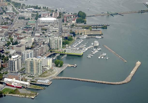 Kingston, Luftaufnahme – Foto