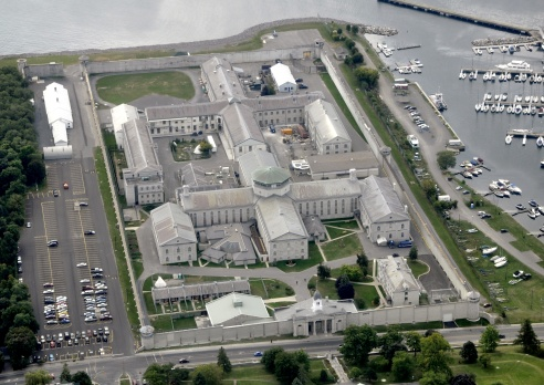 Kingston Auf Haftanstalt Stockfoto und mehr Bilder von Fluss