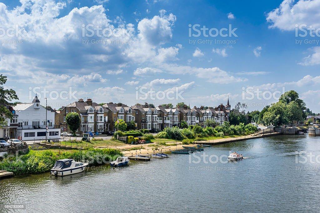 Kingston upon Thames stock photo