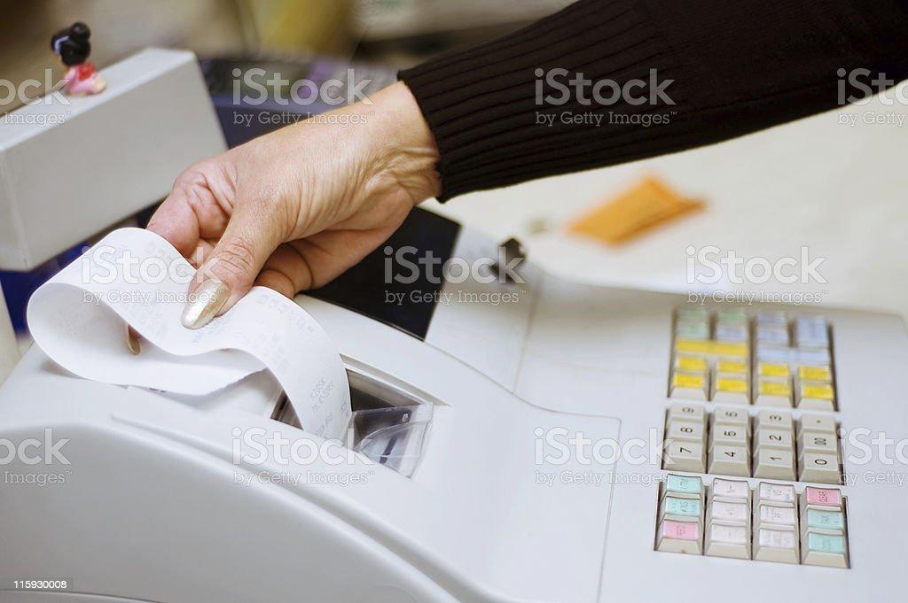kiosk stock photo