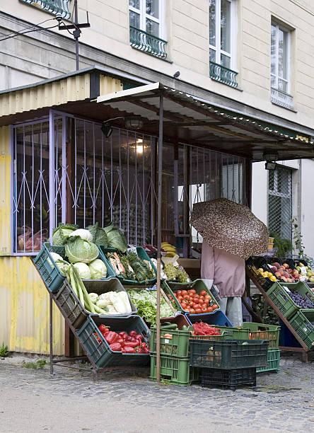 kiosk - hofladen stock-fotos und bilder