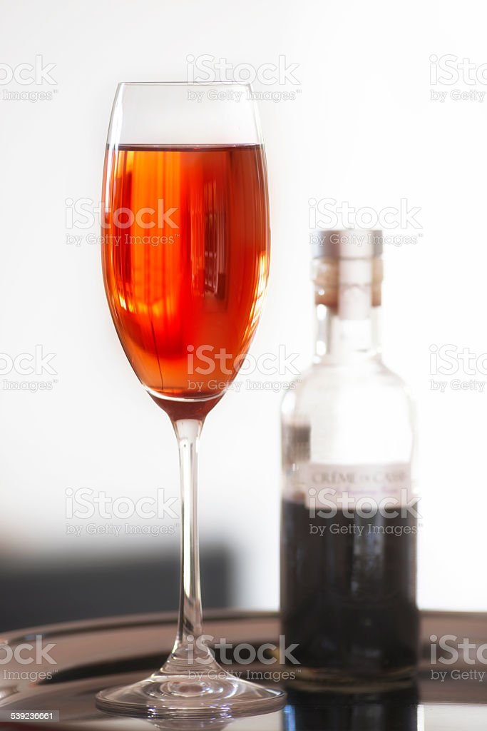 Kir royalty-free stock photo