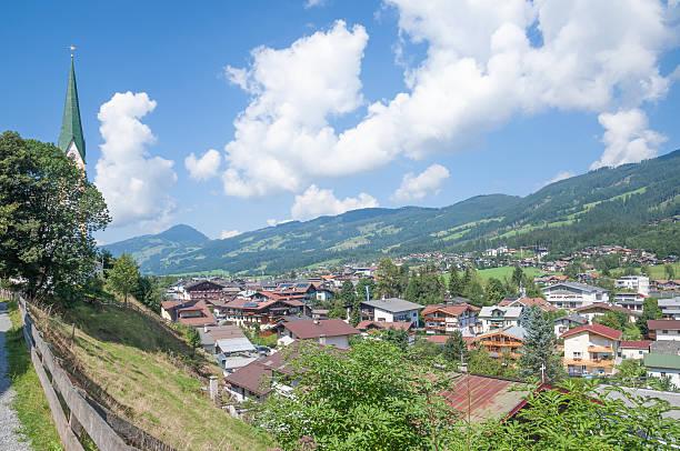 Kirchberg, Tirol, Österreich – Foto