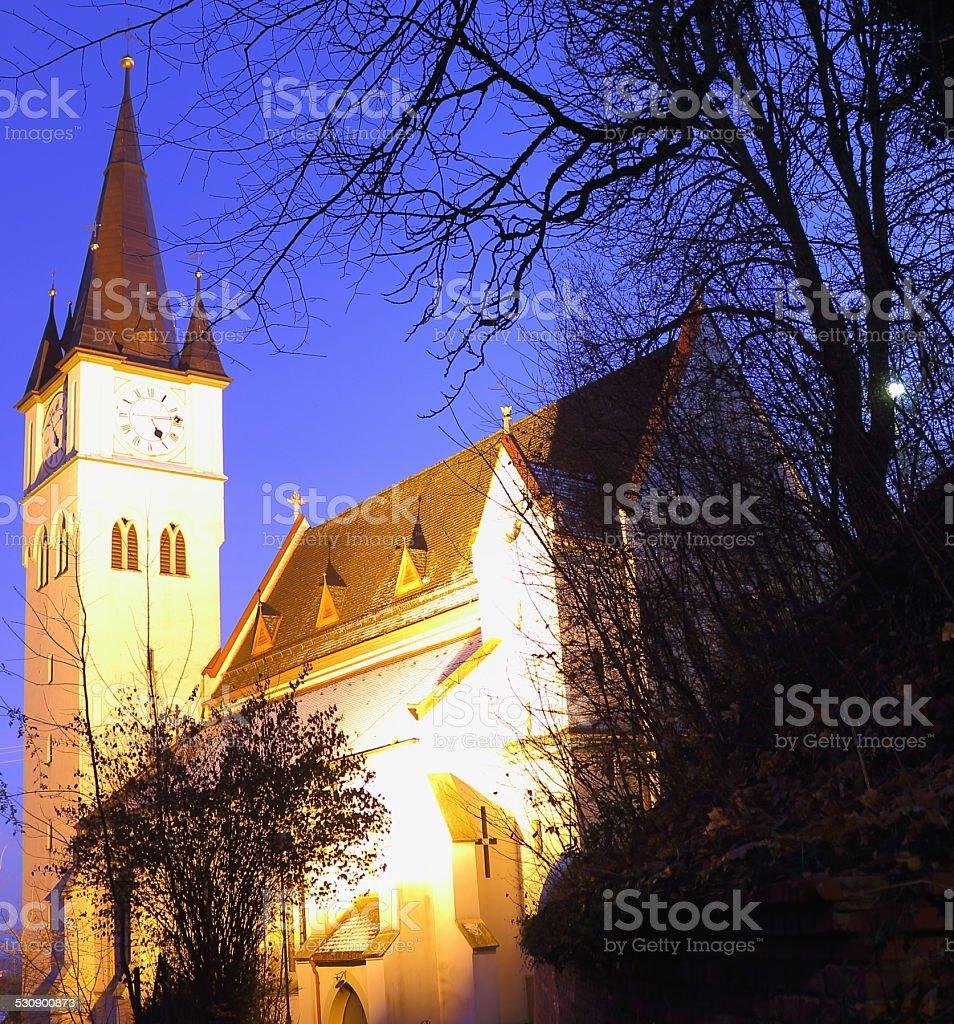 Church of Erolzheim – Foto