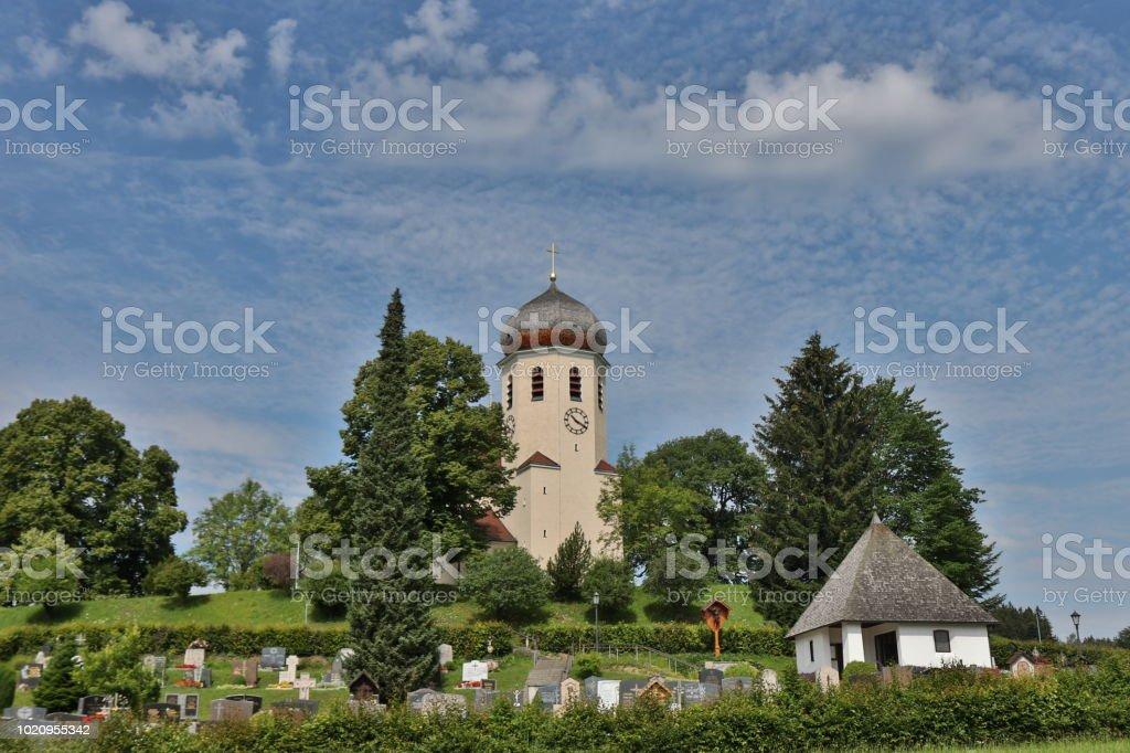 Kirche stock photo