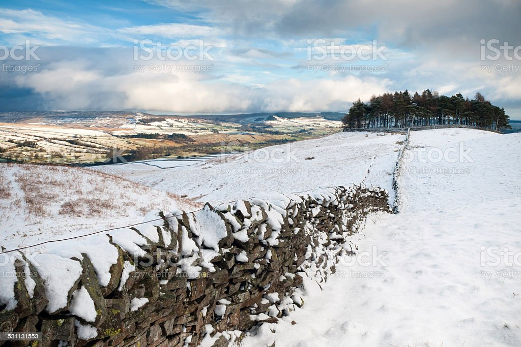 kirkcarrion, Upper Teesdale, County Durham, UK stock photo