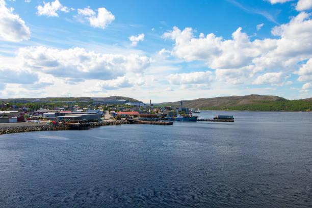 Kirkenes, Norwegen. – Foto