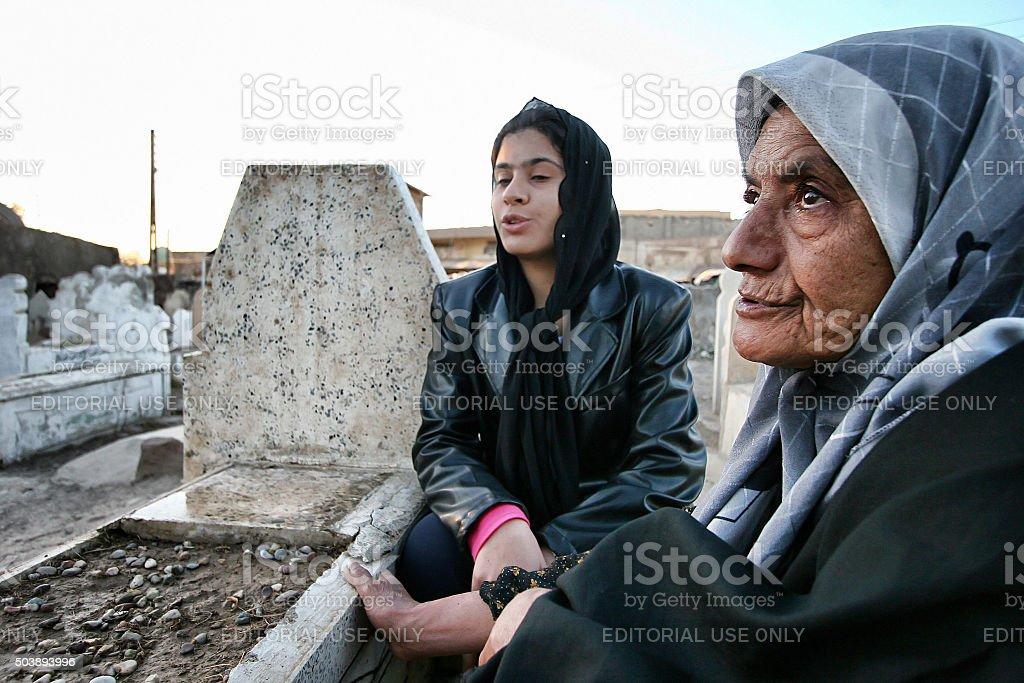 Kirkuk,Iraq stock photo