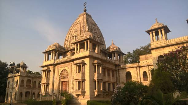 Kirti Mandir, Vadodara stock photo