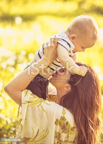 525959168 istock photo Kiss for you. 1058720308