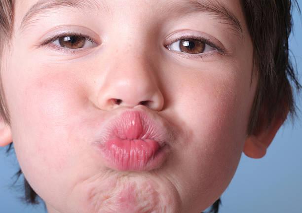 Kiss Please! stock photo