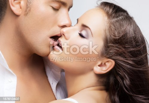 istock kissing couple 157613402