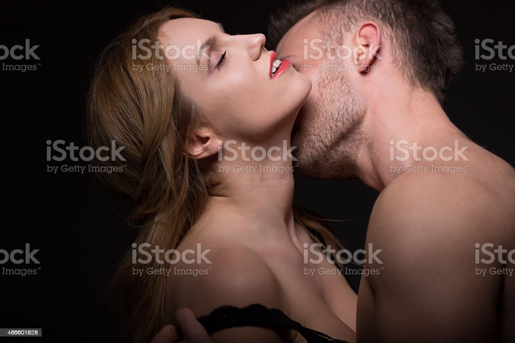 How to kiss a womans neck