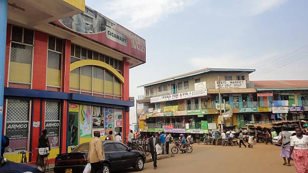 Kitale, Kenya stock photo