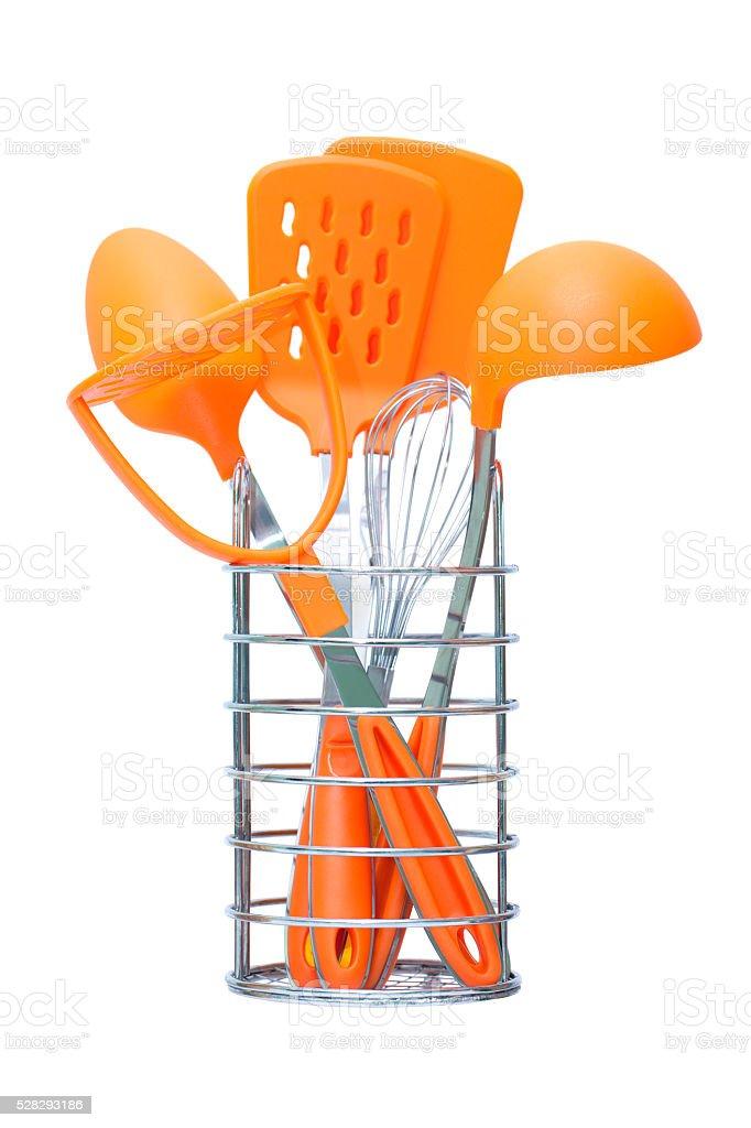 Kitchen Accessories. stock photo
