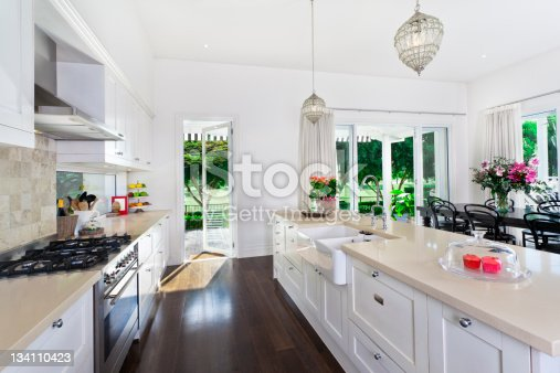 istock Kitchen and Dining area 134110423