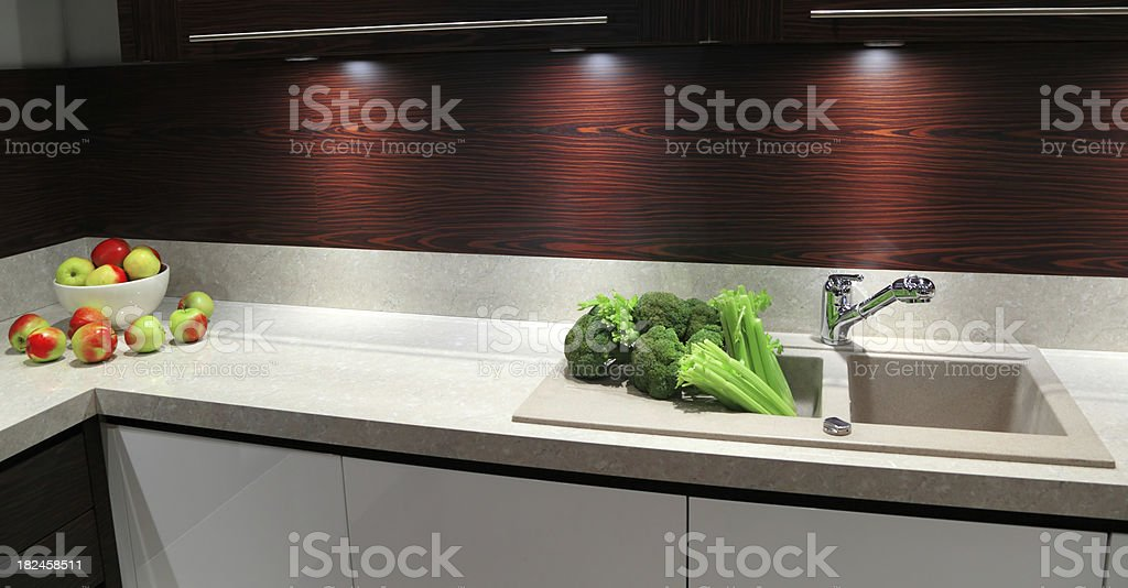 Kitchen And Food royalty-free stock photo
